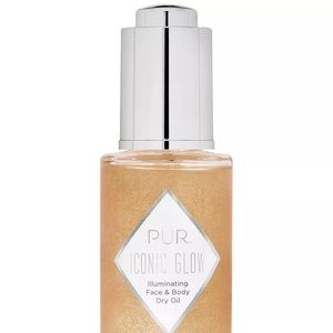 PUR Iconic Glow Illuminating Face and Body Dry Oil